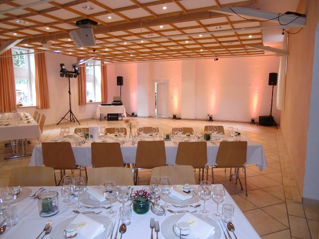Brilliant Event - Hochzeiten feiern Ton- und Licht