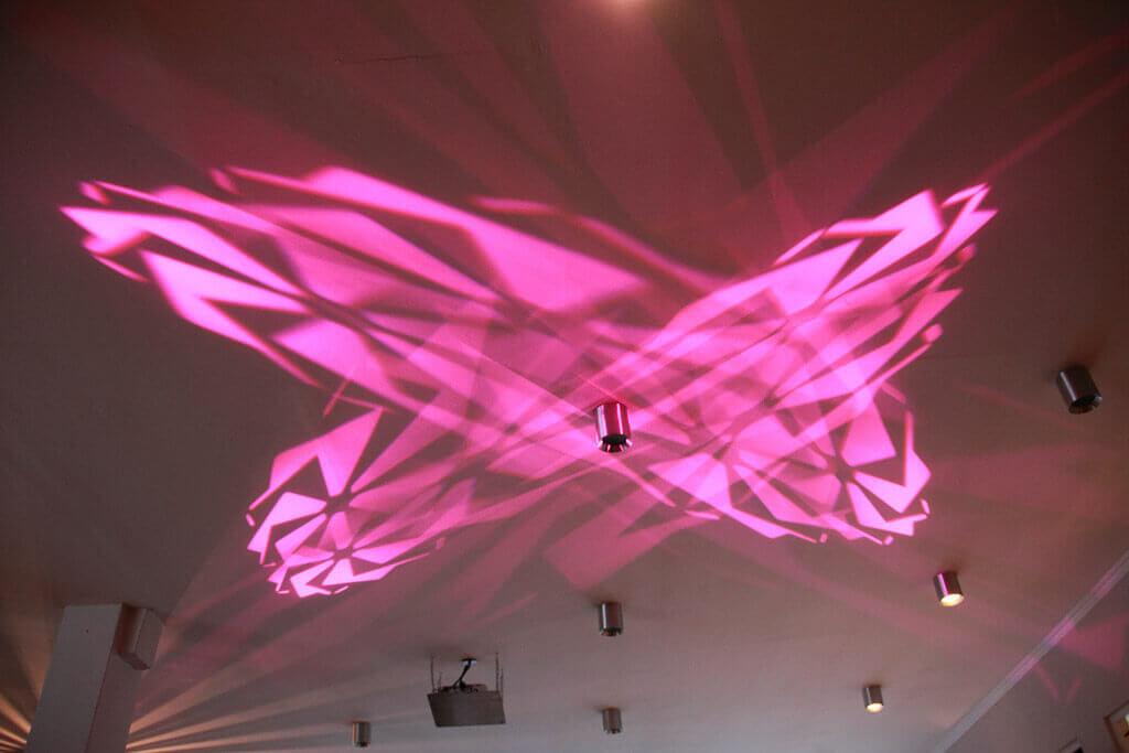 Hochzeits DJ Bergisch Gladbach - Brilliant Event. Lichteffekte auf einer Hochzeitsparty