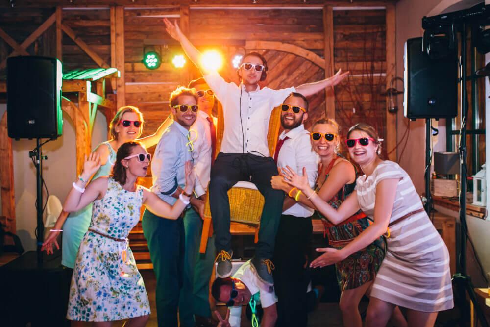Hochzeit DJ von Brilliant Event