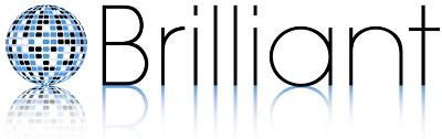 Brilliant Event Retina Logo